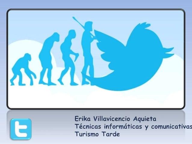 Twitter historia