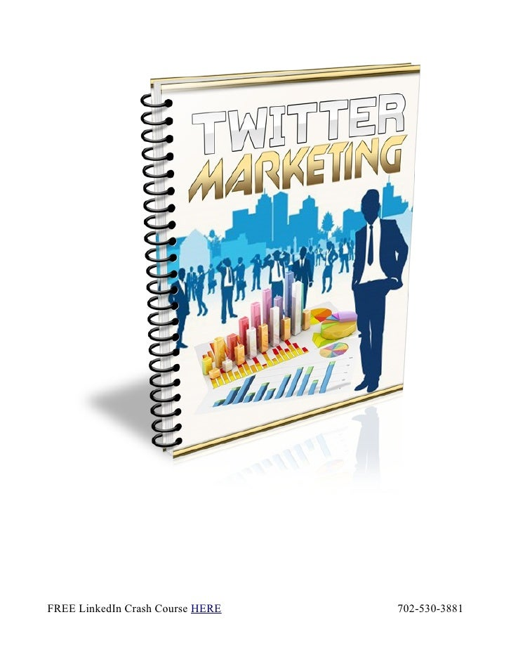 White paper: Twitter marketing