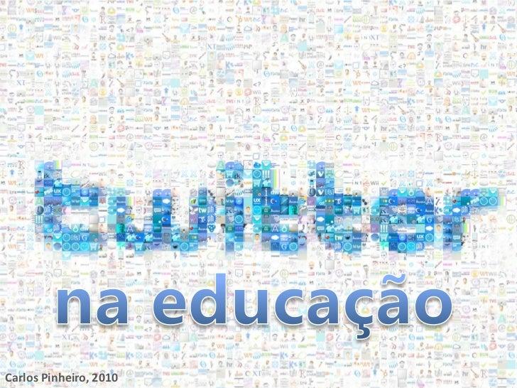 O Twitter na Educação