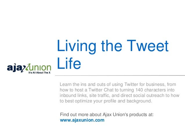 Twitter for Your Business Webinar