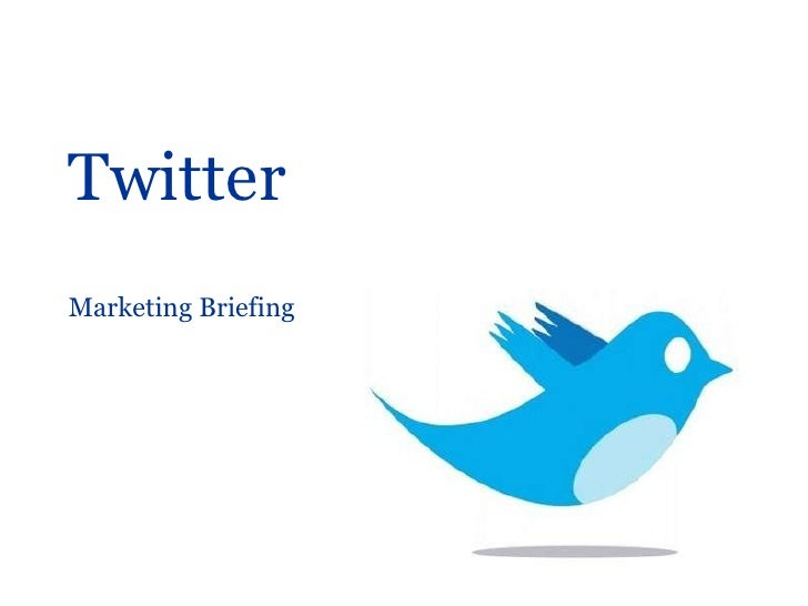 Twitter overview
