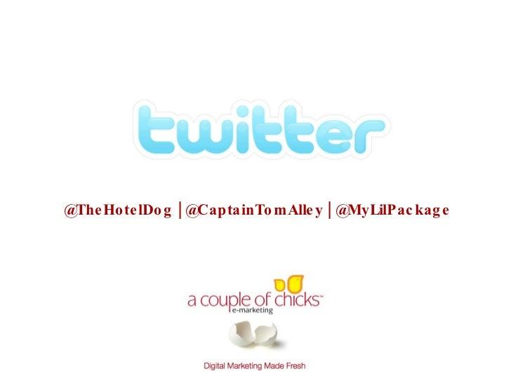 Twitter pe