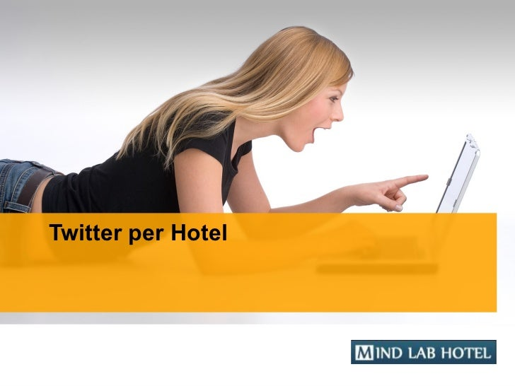 Twitter per Hotel