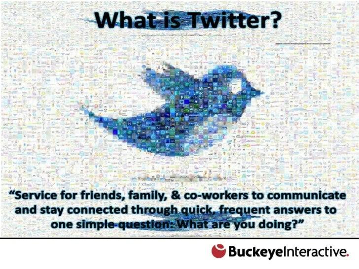 Social Media Series - Twitter