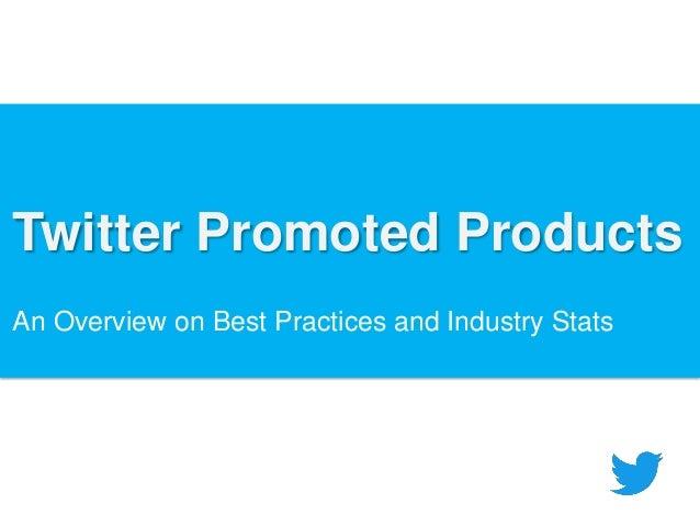 Twitter advertising best practices