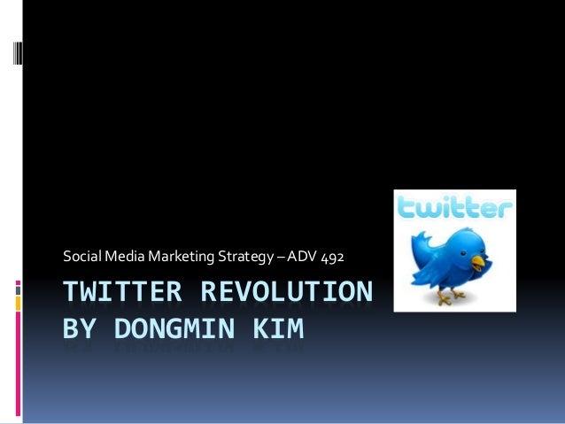 Twitter revolution adv 492