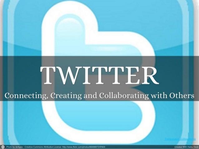 Twitter skype