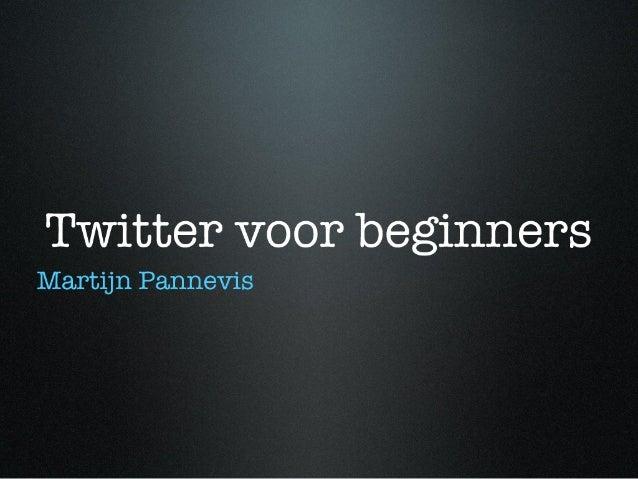 Twitterstart newtwitter