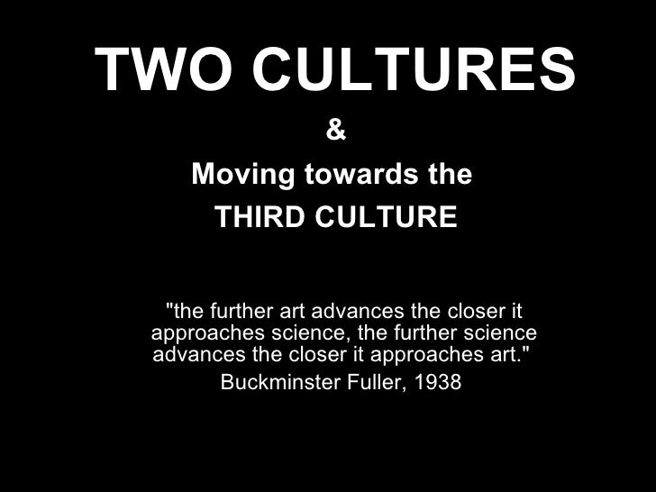 """the further art advances the closer it approaches science, the further science advances the closer it approaches art..."