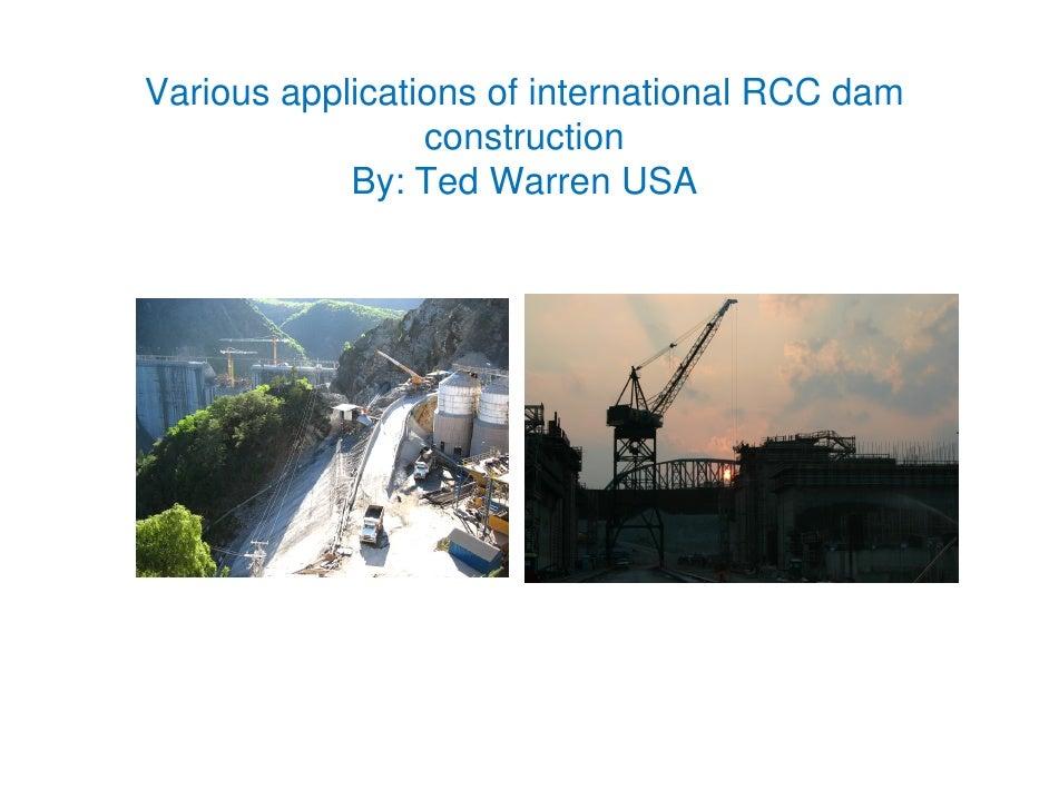 Tw Rcc Dams Display