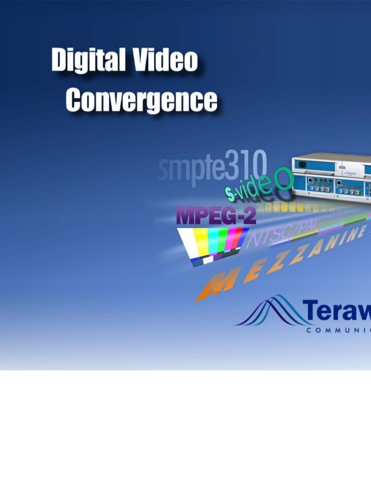 Economical, Single-Platform Convergence                       Flexible as One, Two, Three                                 ...