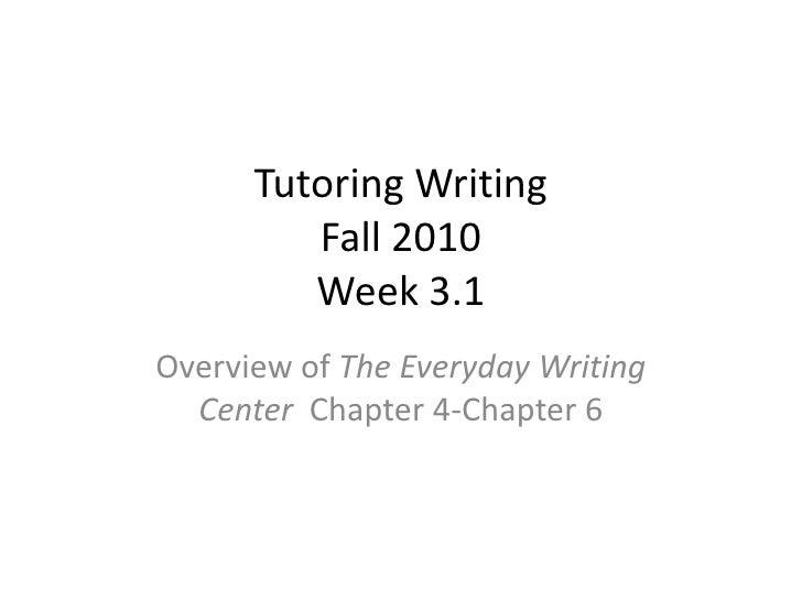 Tw week 3