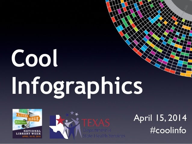 TX DSHS infographics webinar April 2014