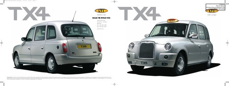Tx4 brochur