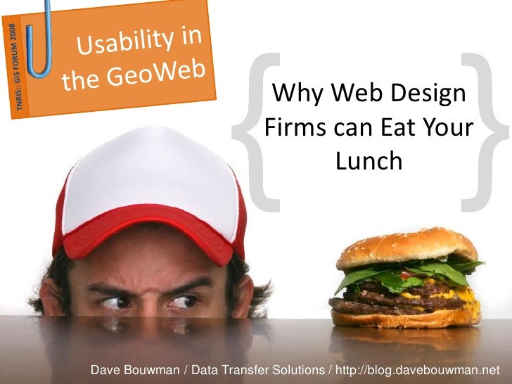 Usability in the GeoWeb