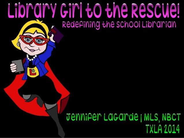 Redefining School Libraries