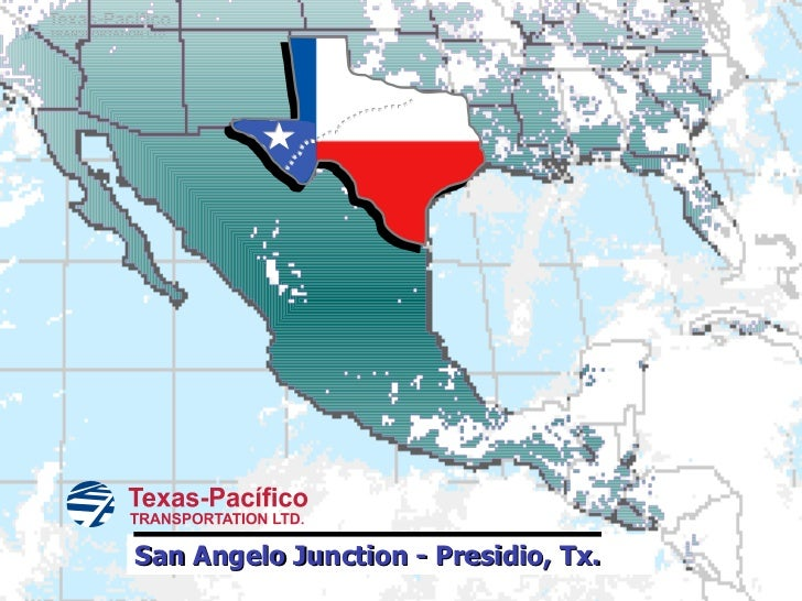 West Texas Trade Summit 2011: Texas Pacifico