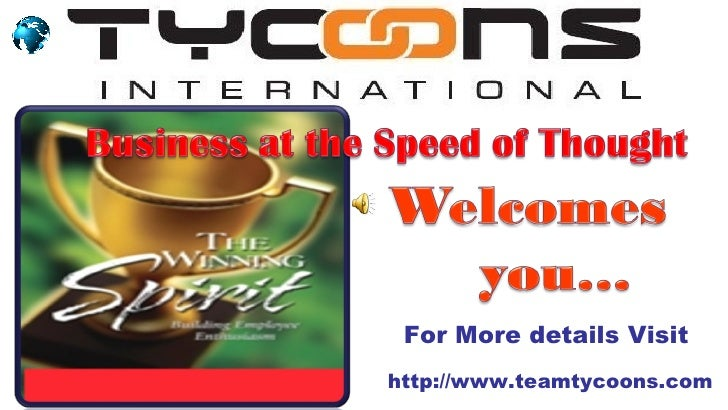 For More details Visit  http://www.teamtycoons.com