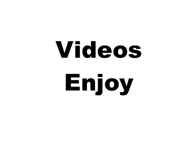 Videos Enjoy