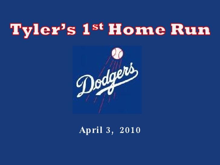 April 3,  2010