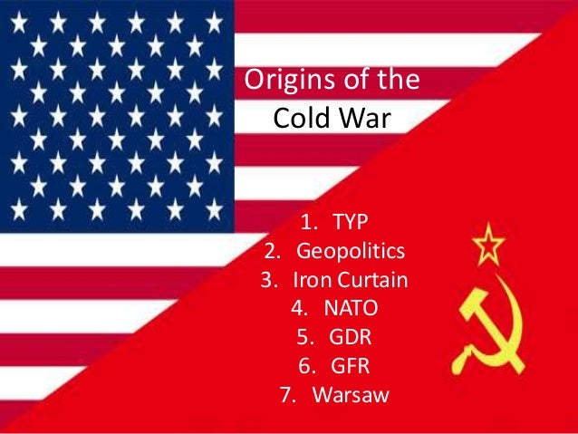 Origins of the cold war essay