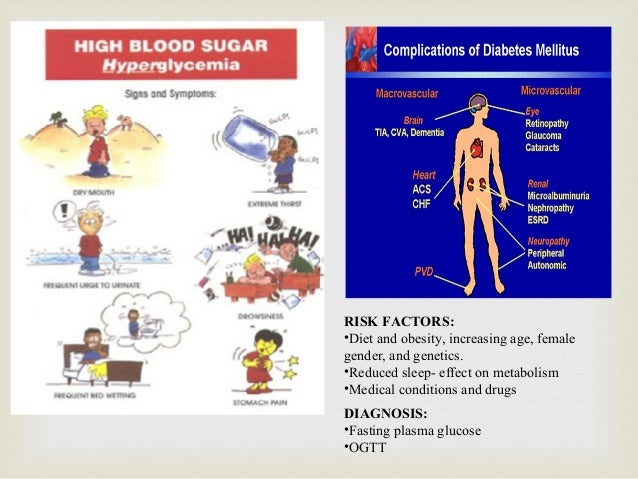 diabetes mellitus symptoms and treatment