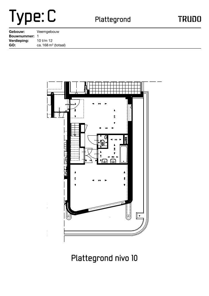 Technische Tekeningen Veemgebouw | Koopwoning