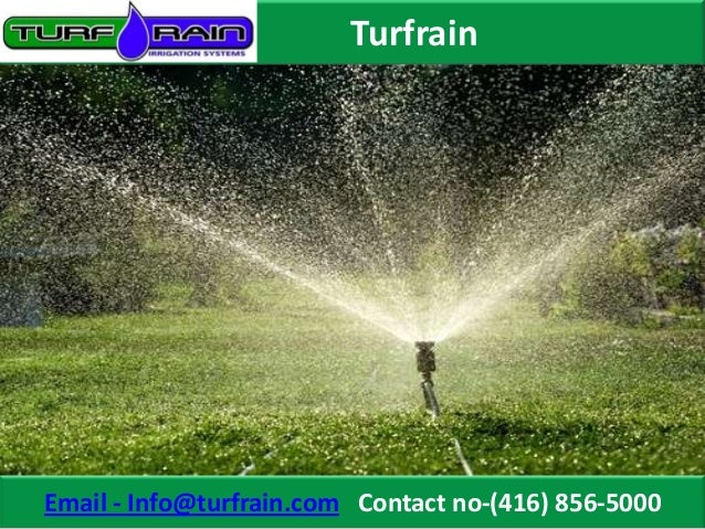 TurfrainEmail - Info@turfrain.com Contact no-(416) 856-5000