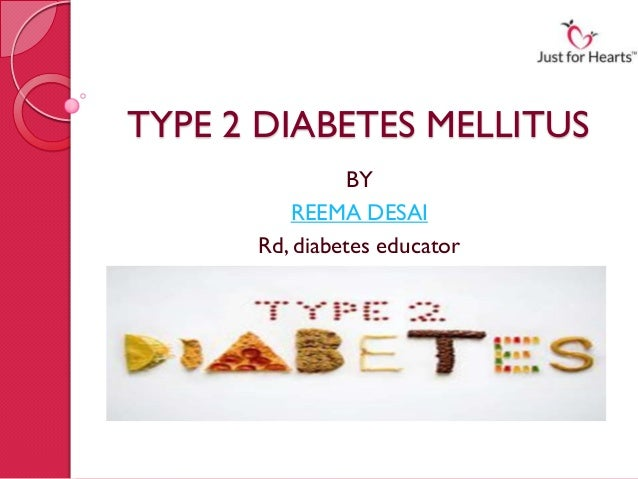 Diabetes type 1 and 2 slideshare download