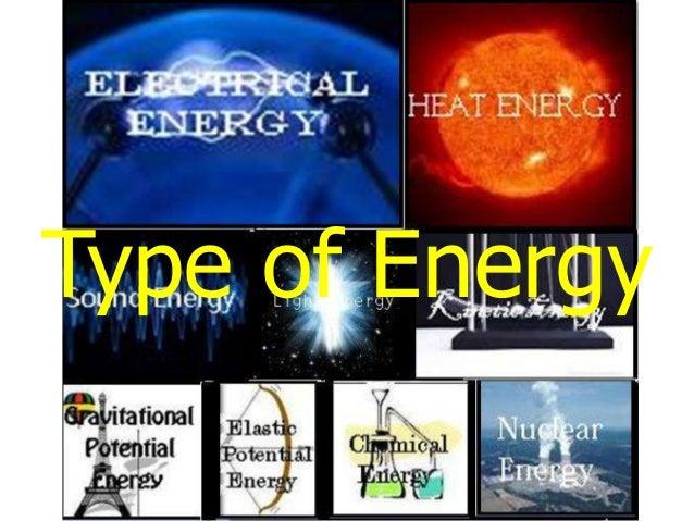 Type of Energy