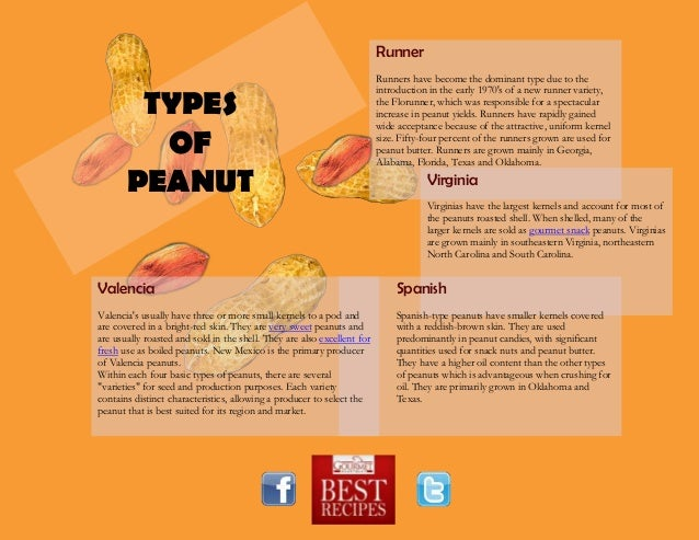 Type of peanuts