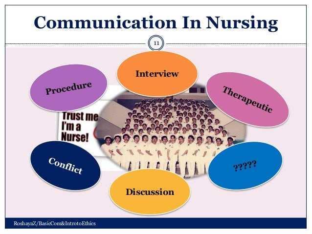 The Importance of Communication in Nursing