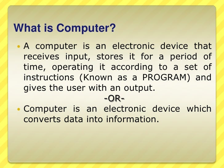types and components of computer systems Define hardware, giving examples 11 hardware and software define hardware,  giving examples what is hardware hardware is the physical.