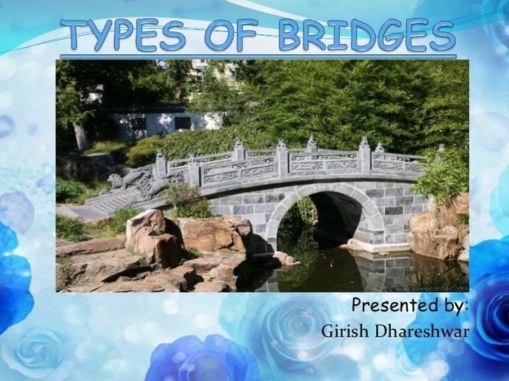 Presented by:Girish Dhareshwar