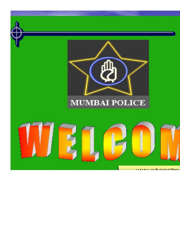 Cyber Crime                            AwarenessPresented by-CYBER CRIME INVESTIGATIONCELL, CRIME BRANCH, CID,MUMBAI.