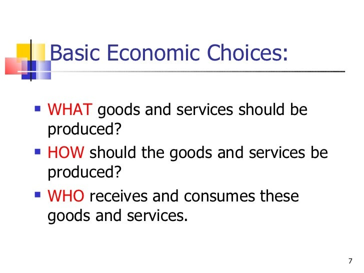 types of economic systems essays