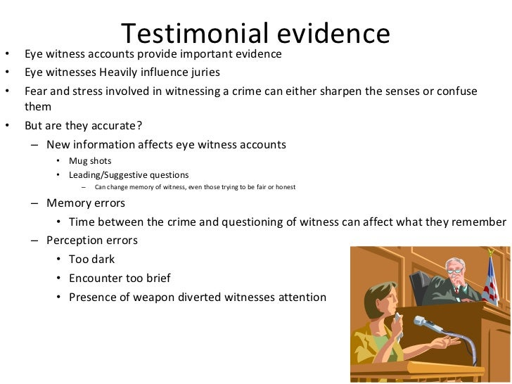 categories types evidence use courtroom Categories and types of evidence and their use types and categories of evidence used in the courtroom work group has to work together to ensure all.