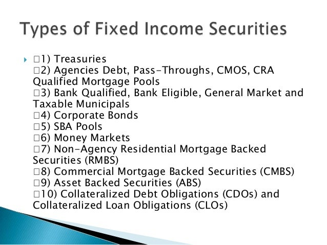 fixed income security Achieve your financial goals with the many fixed income products usaa has to offer discover the benefits of fixed income investments today.