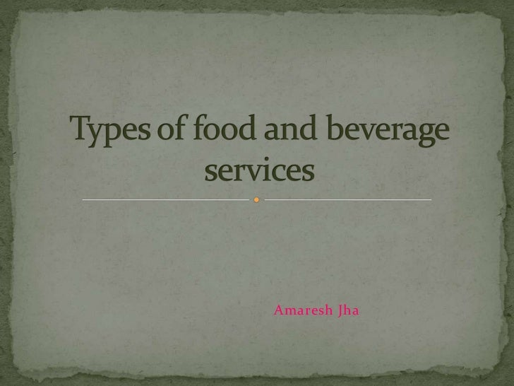 Food and Beverage Serving and Related Workers