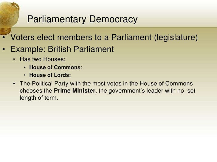 advantages of parliamentary democracy List of cons of parliamentary democracy 1 advantages and disadvantages of school uniforms advantages and disadvantages of qualitative research.