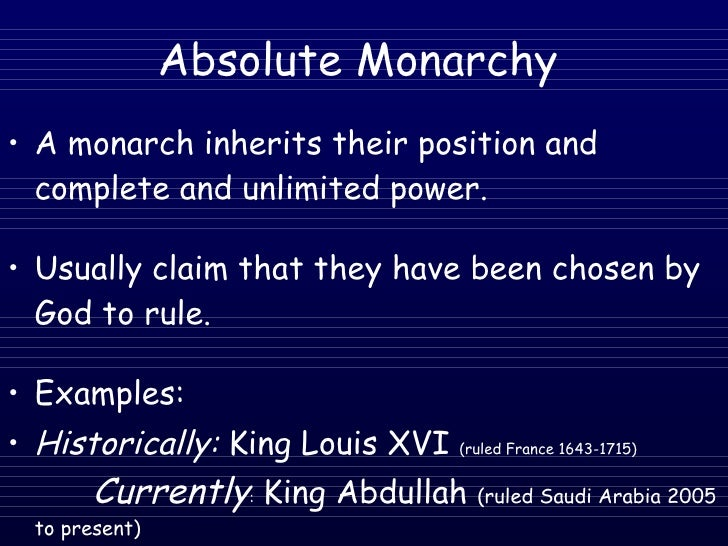 absolute monarchy triumphs in france & parliament gain power in england essay England and france both developed very the absolute monarchy of france took the idea similarities and differences between the english parliament and the.