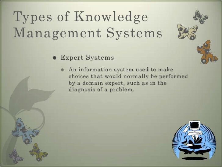 Knowledge management system?