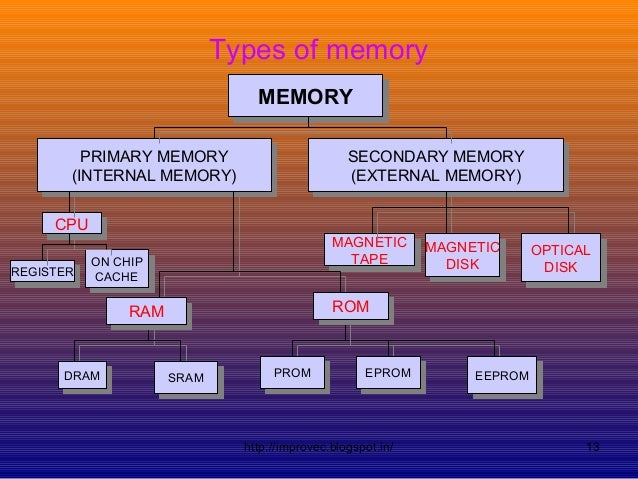types of memory essay
