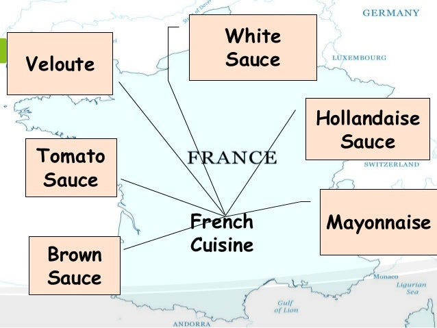 Types of mother sauces for 5 mother sauces of french cuisine