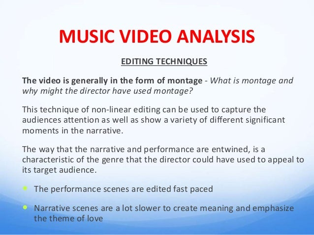 Essay: Country/Western Music & Rap/Hip-Hop Music Comparison