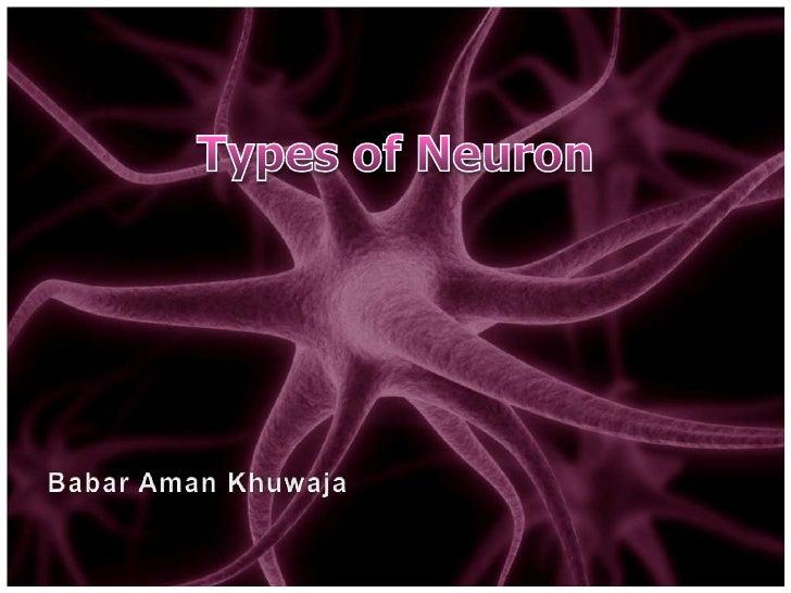 Neuron• It is the bas