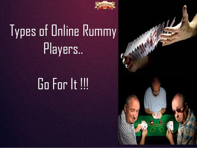 rummy players