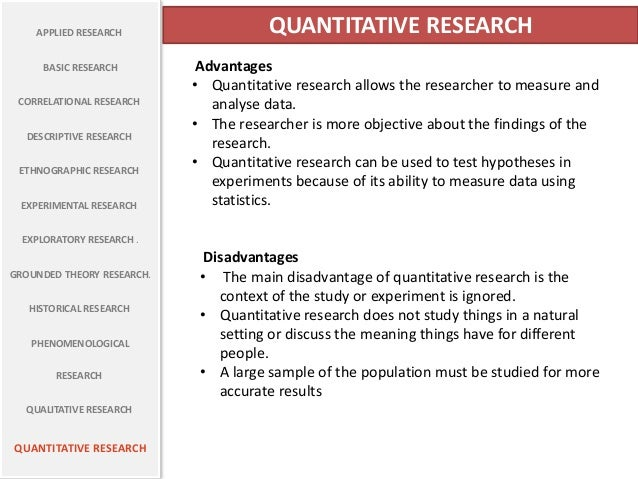 advantages and disadvantages of qualitative research methods Strengths and weaknesses of quantitative and qualitative research advantages and disadvantages of using the t user research methods and working on.