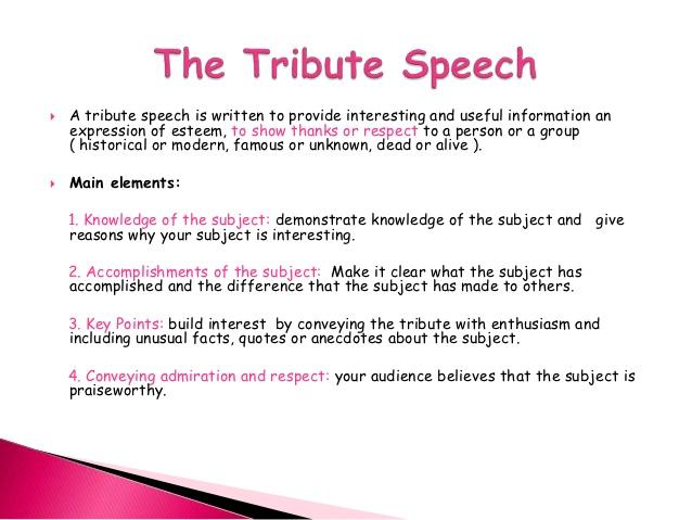 deforestation speech outline