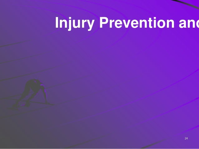 the necessary precautions in preventing dangerous sports injuries Prevention of injuries in a physically challenging sport such as aerobics, injuries are common, and often involve the foot, ankle, and lower leg (other susceptible parts of the body are the knee and back.
